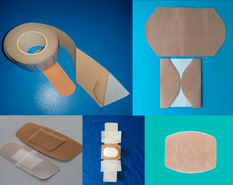 Melt-blown  Nonwovens for Wound Care Applications