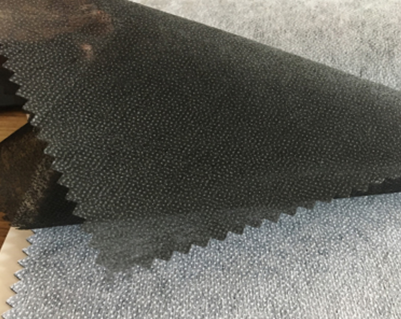 TPU Comfort Stretch Nonwoven Fabric With PA Glue Dot