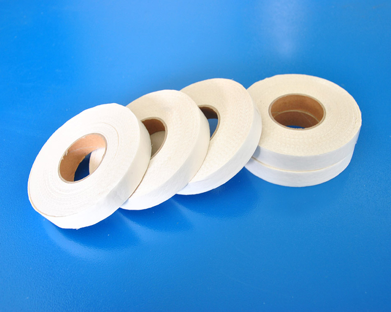Width 15mm adhesive net with silicon paper tapes